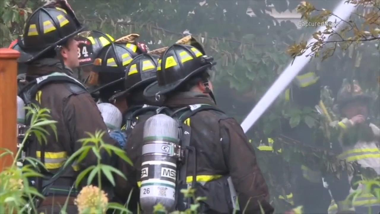 Woman found dead in Brookfield house fire