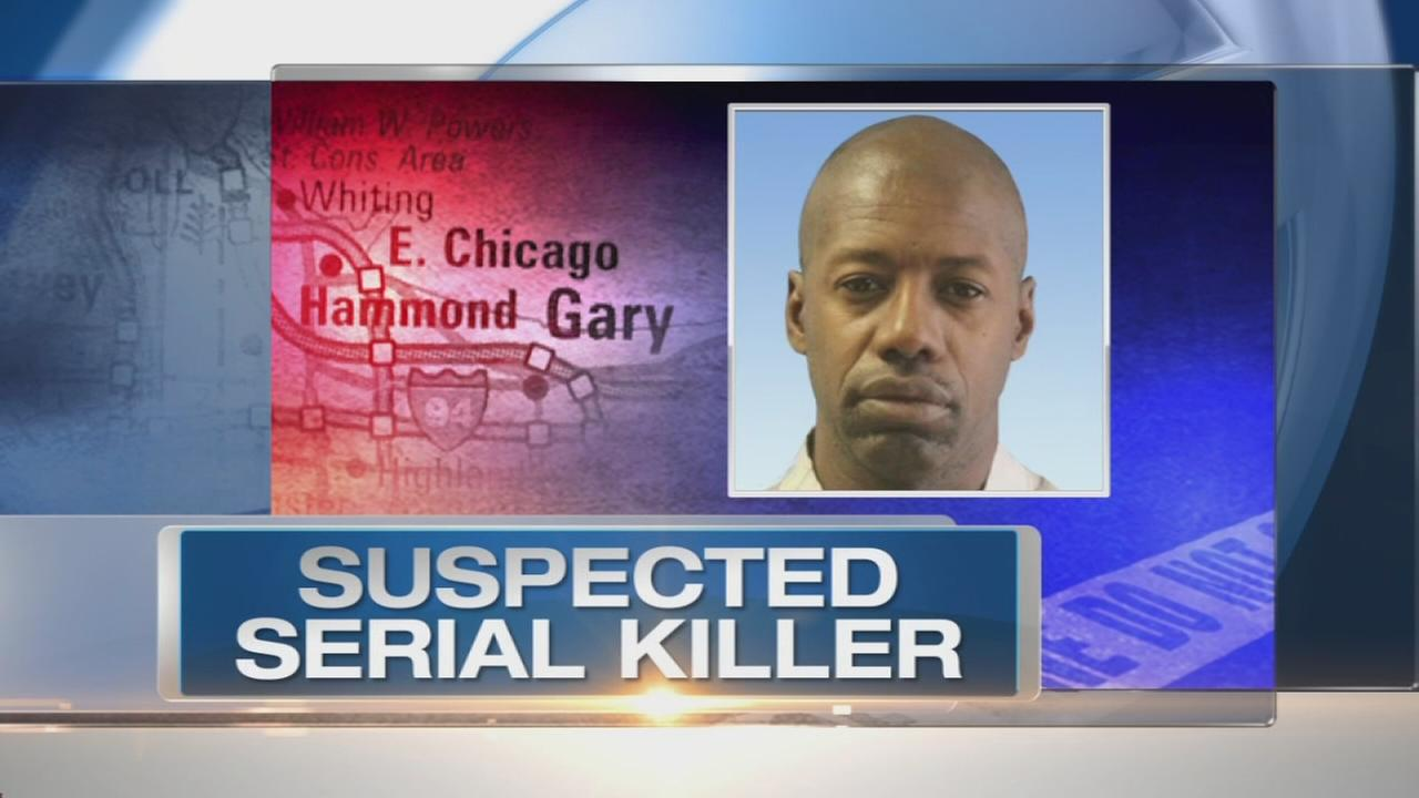 Alleged serial killer charged with murder
