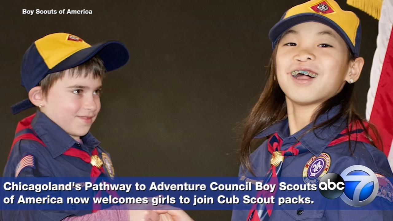Cub Scouts opens to girls in Chicagoland, Northwest Indiana