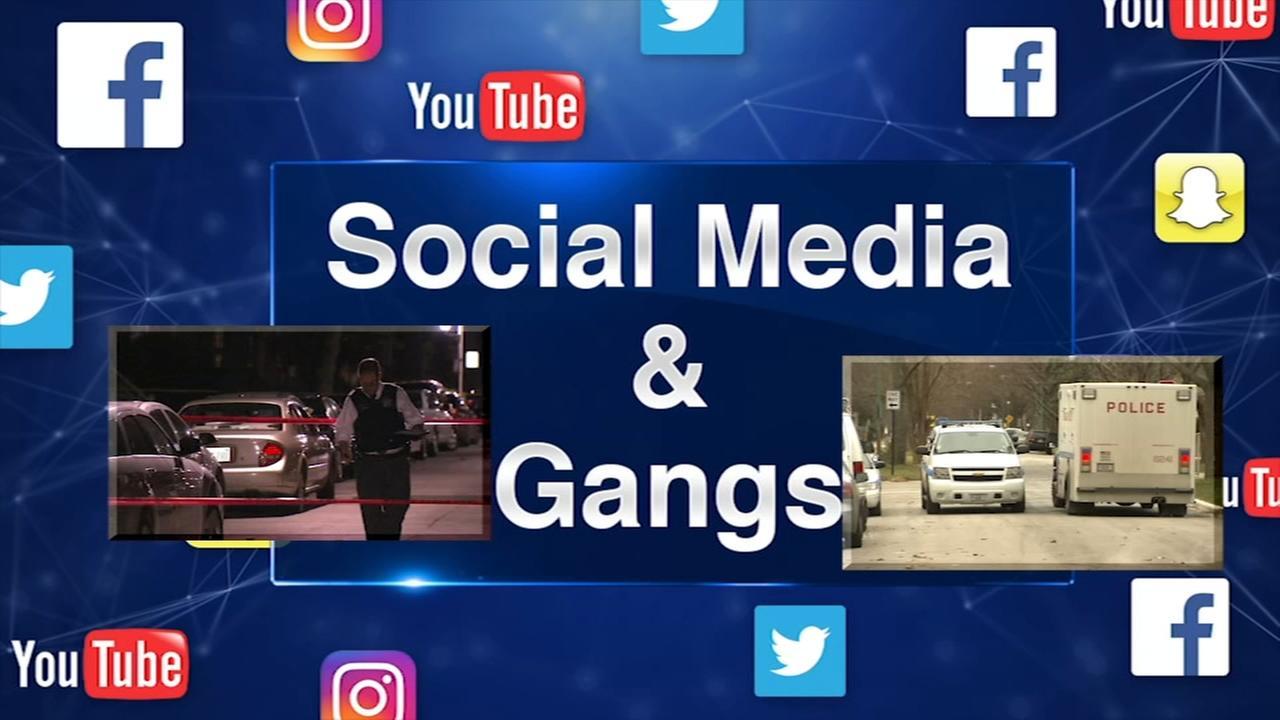 Social media often fuels gang violence, new Gang Book reports