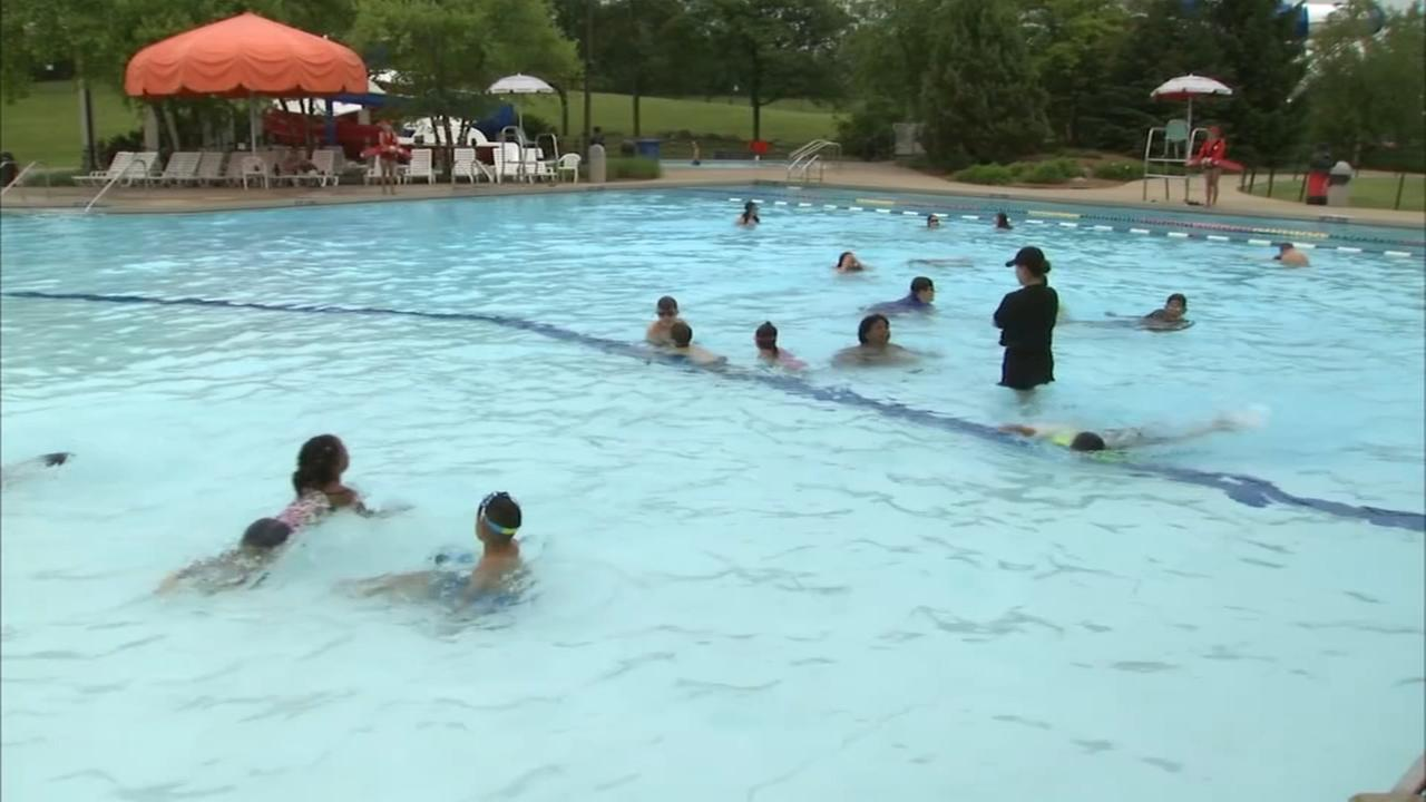 Start of summer brings increased focus on swimming pool safety
