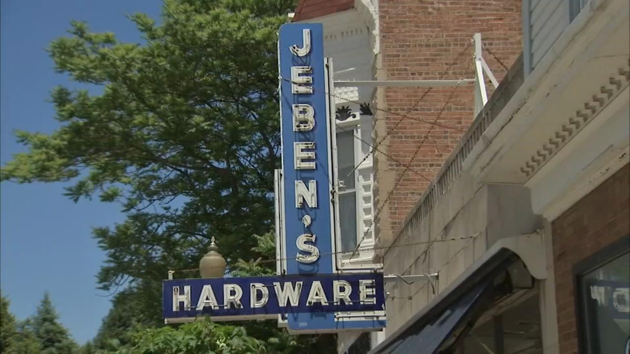 Blue Island hardware store open since 1876 for sale