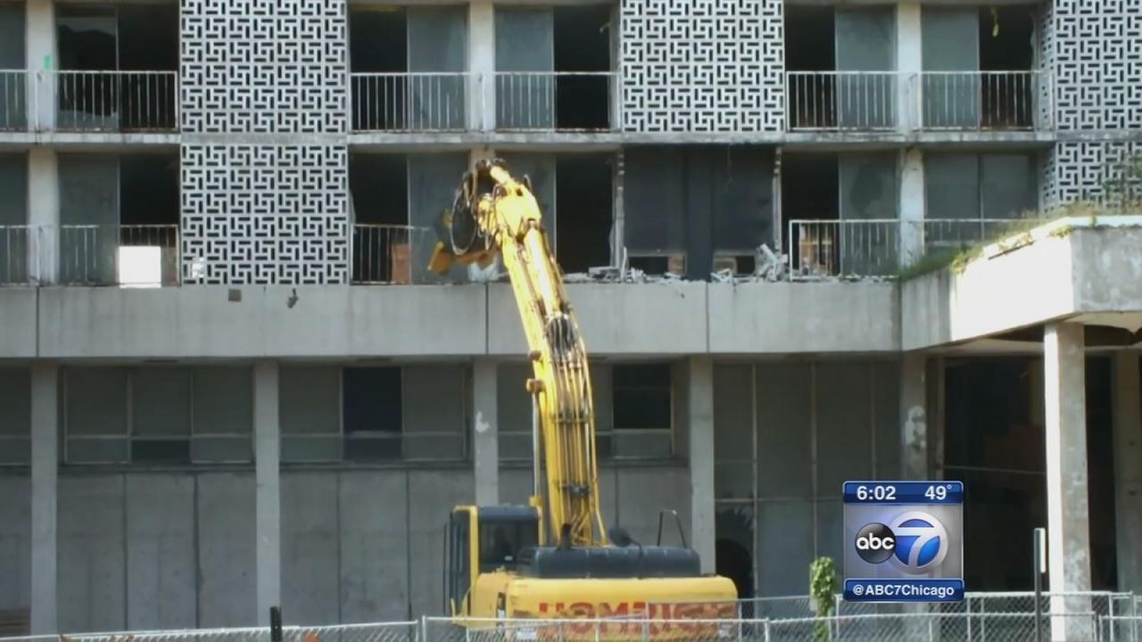 Did Darren Vann hide bodies in now-demolished hotel?