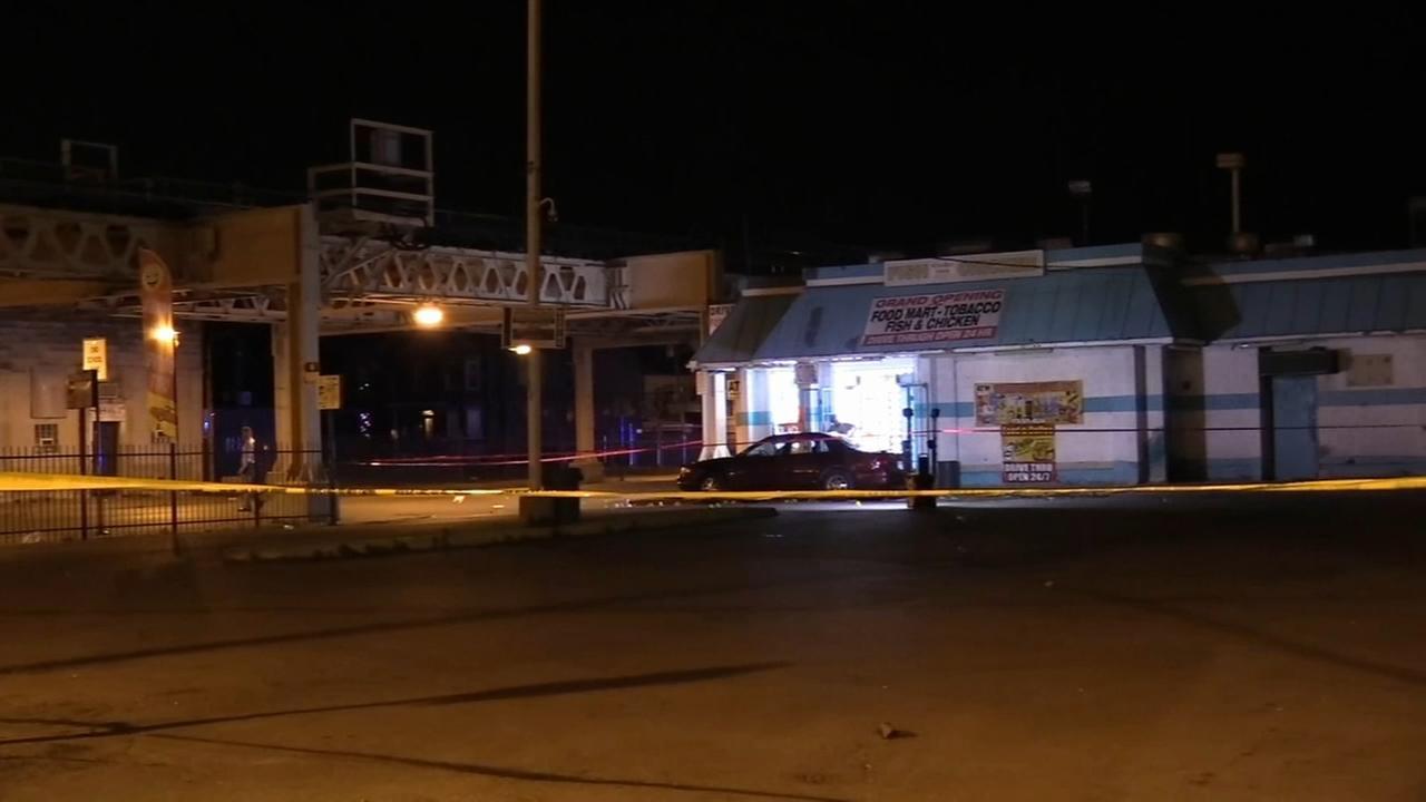 2 men killed in Woodlawn shooting