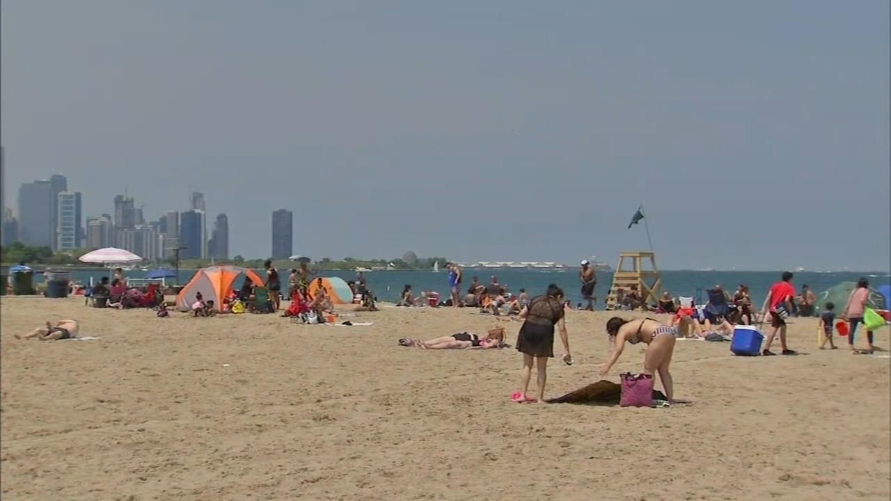 Excessive heat warning in effect for Cook County