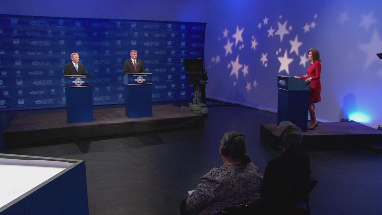 U.S. Senate Debate: Video Part 1