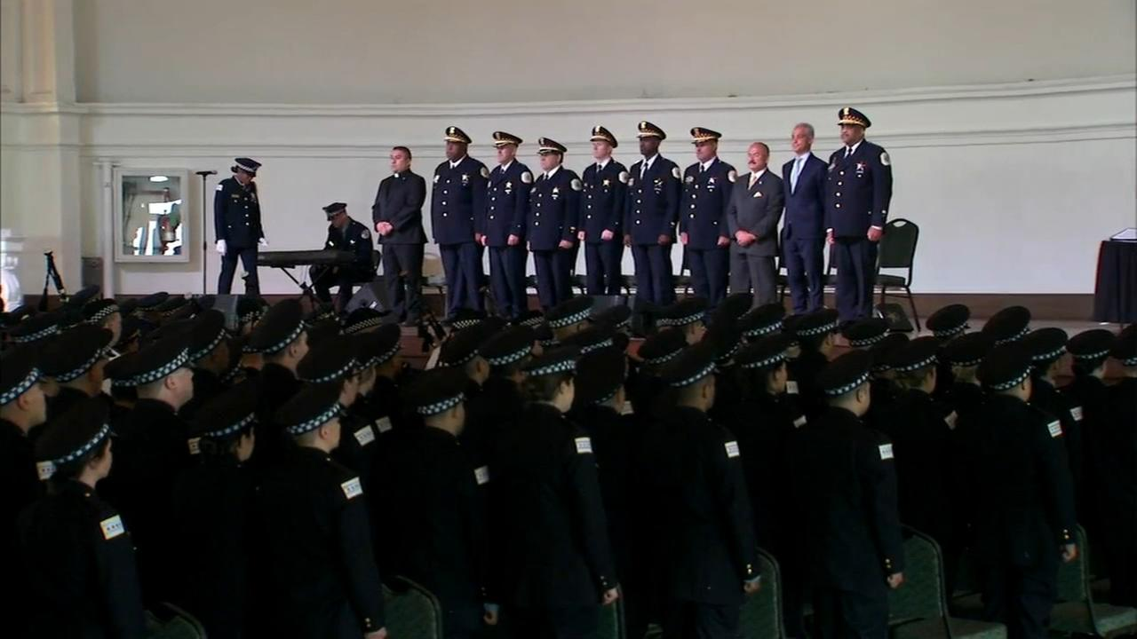 CPD welcomes new graduates