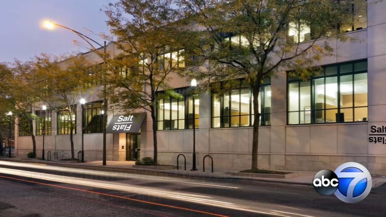 Co-working space opens in former Harpo Studios building