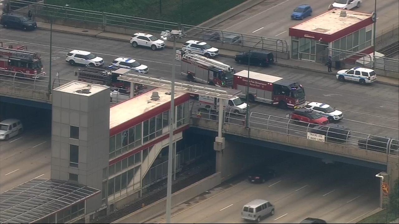 CFD responds to Red Line medical emergency