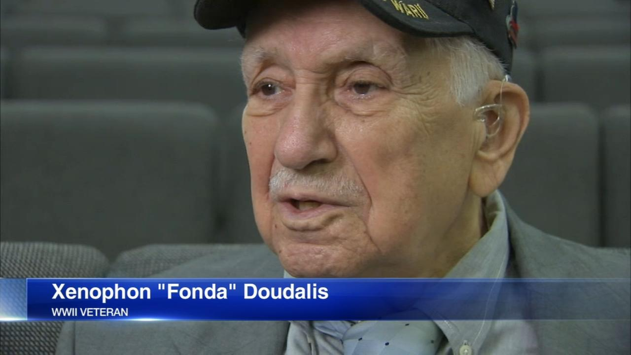 Des Plaines WWII vet given French Legion of Honor