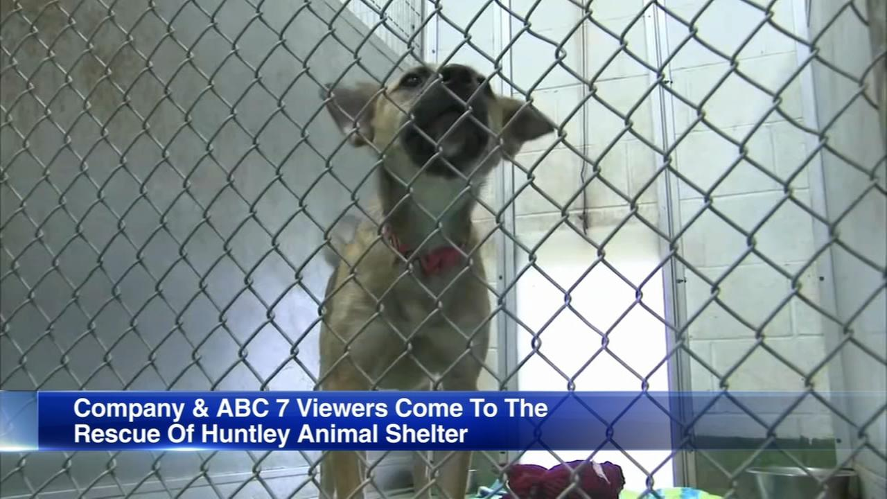 $30,000, new AC system donated to Huntley animal shelter