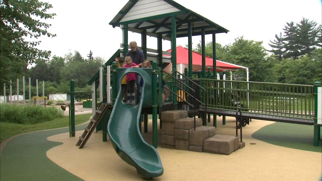 Sensory Garden Playground in Lisle set to expand