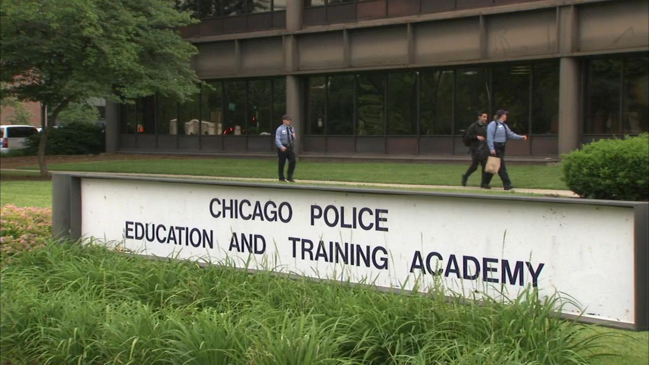 102 new officers hit Chicago streets