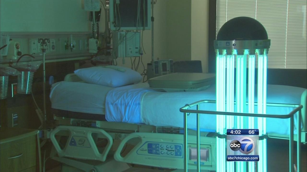 Ebola ?robot? to help fight virus in Sierra Leone