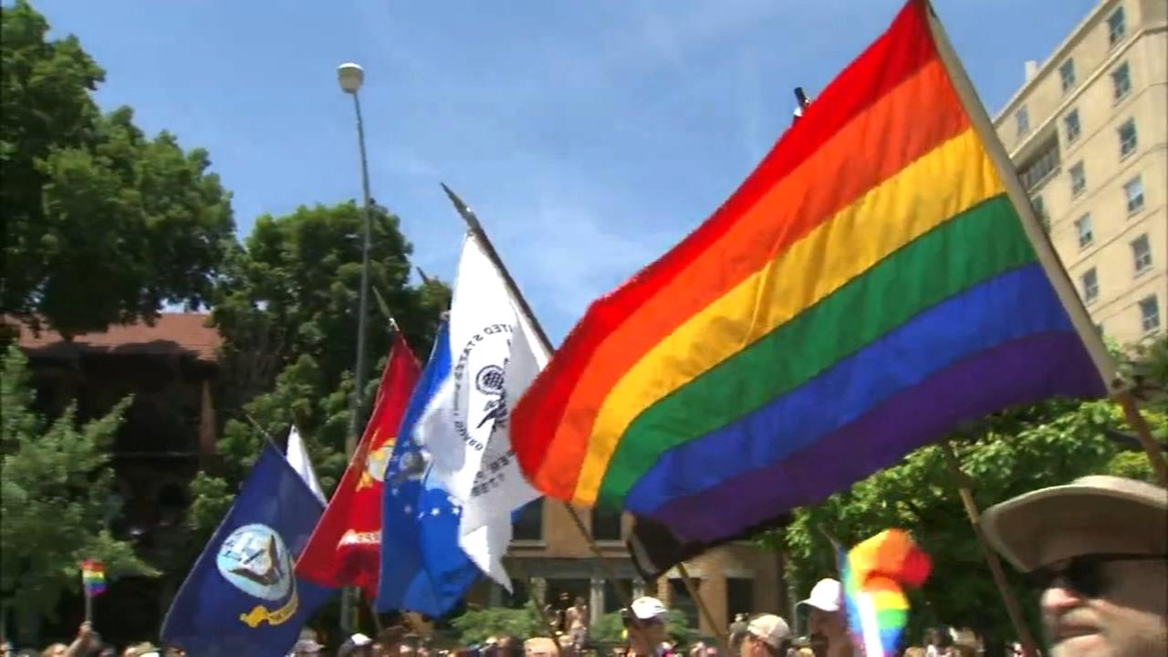Pride Parade held on Chicagos North Side