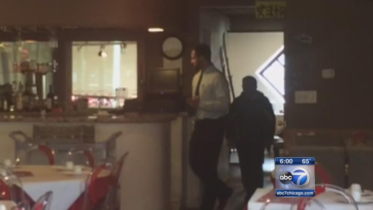 Chinatown restaurants raided by FBI agents