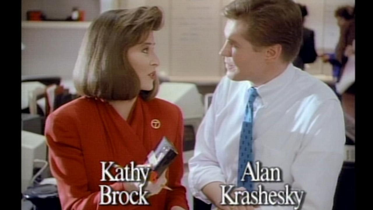 Alan Krashesky recalls Kathy Brock's move to Chicago