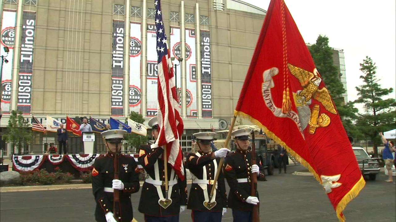 BBQ for the Troops to be held July 14 at car dealerships in Chicago area