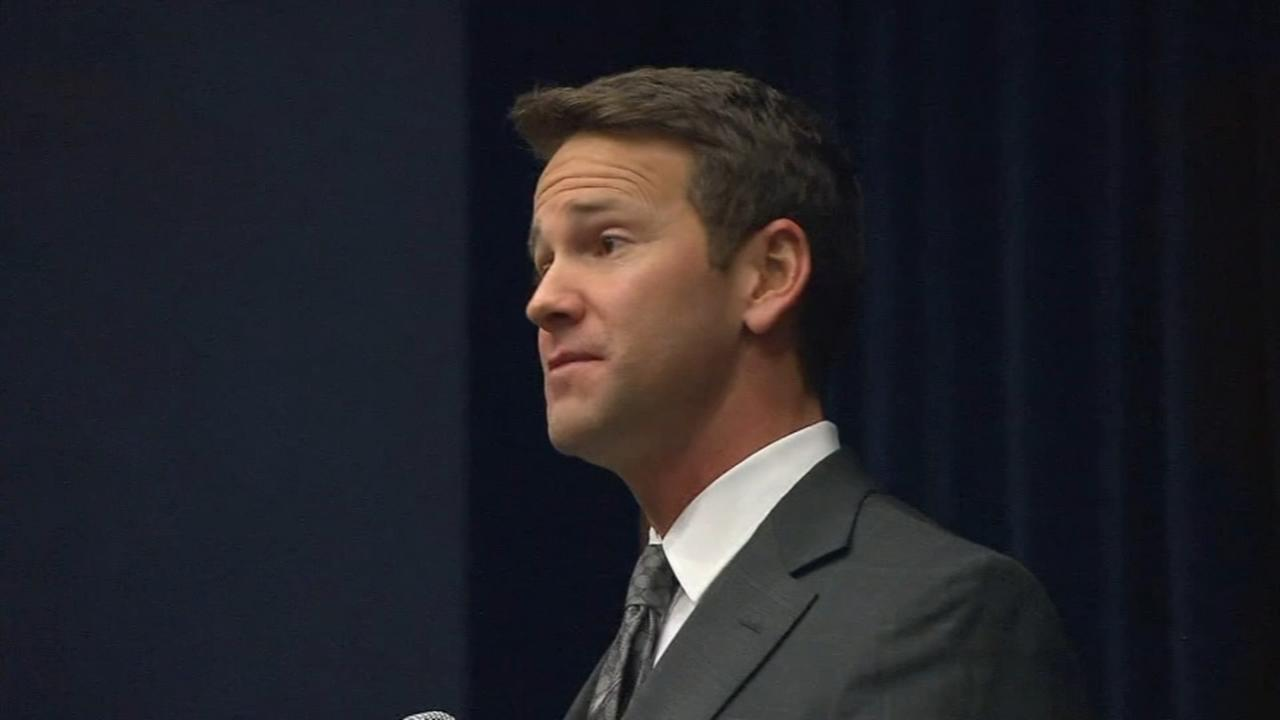 "Aaron Schock: ""government violated my rights,"" staged ""cover-up"""