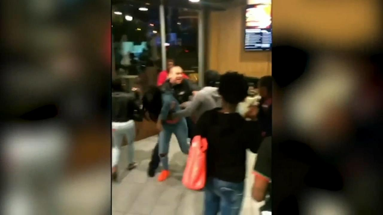 Near North Side McDonalds hammer attack caught on cell phone video
