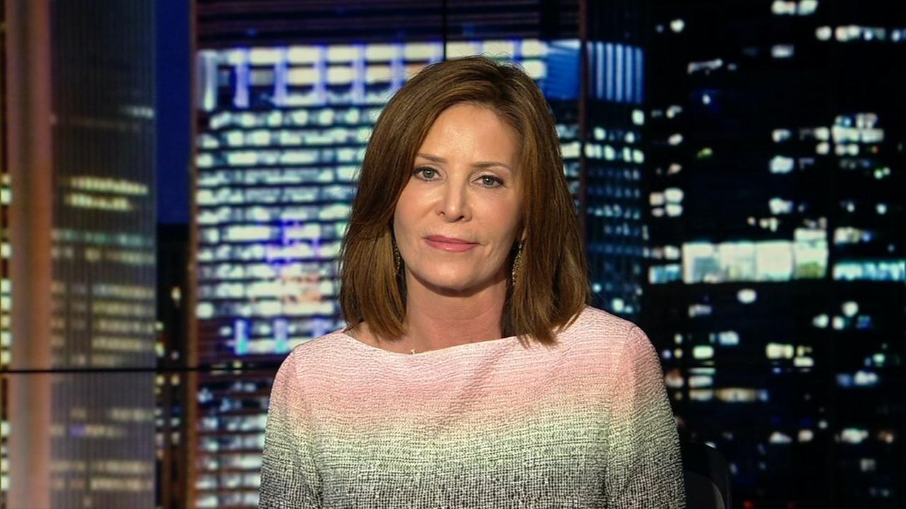 Kathy Brock says goodbye