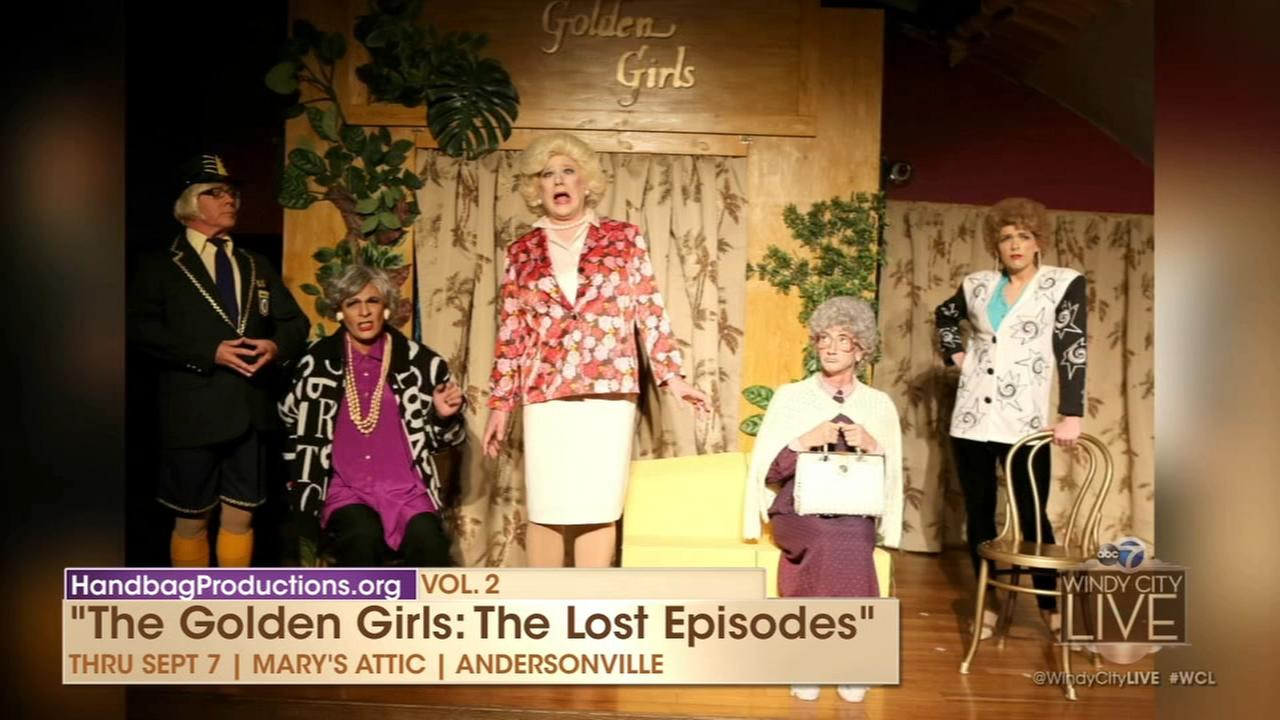 franklyHANK: Golden Girls, Troll Hunt and Happy Place