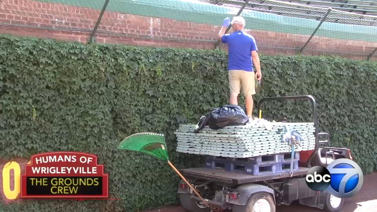 Humans of Wrigleyville: The Wrigley Field grounds crew
