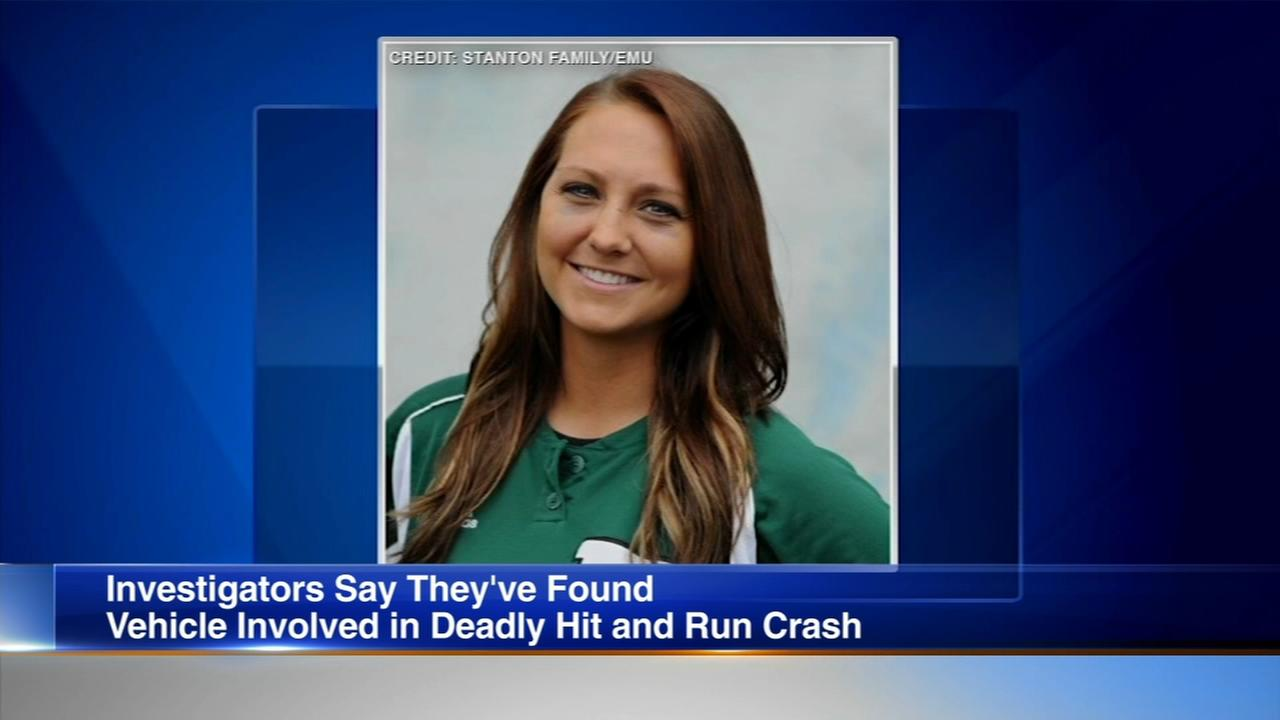 Police find vehicle suspected in hit-and-run that killed Oswego HS softball coach