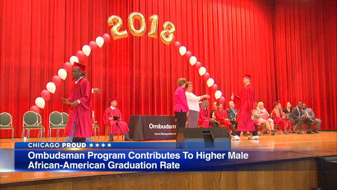Ombudsman Chicago Graduation