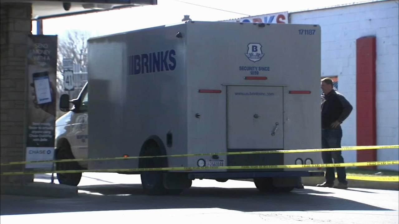Former armored truck driver charged in Hammond Brinks robbery