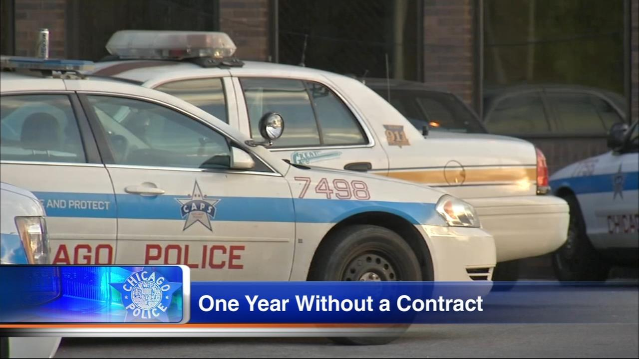 Weekend Watch: Chicago Fraternal Order of Police contract
