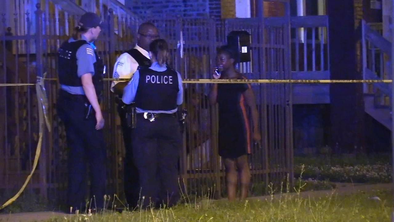 Boy, 14, shot, killed in Washington Park drive-by