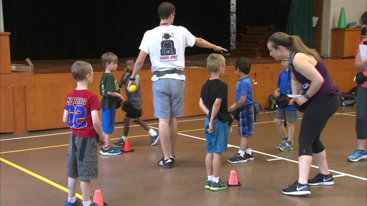 Day camp created for children with ADHD