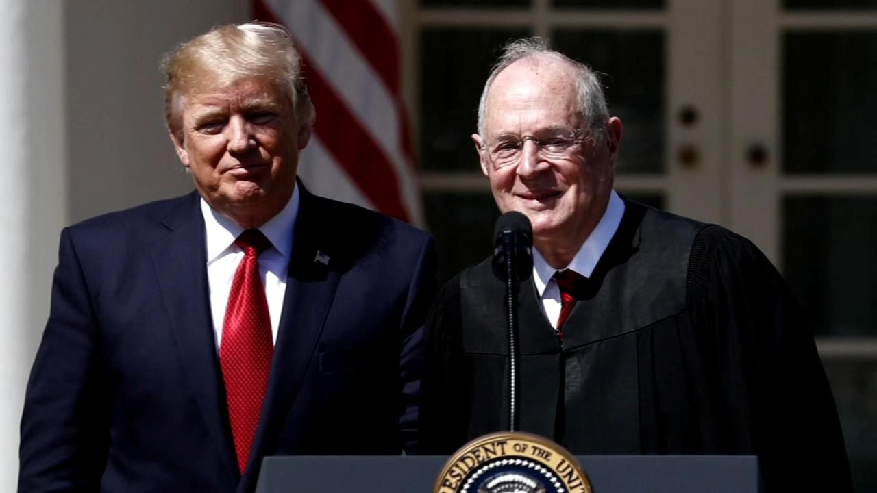 Trump expected to announce Supreme Court nominee July 9