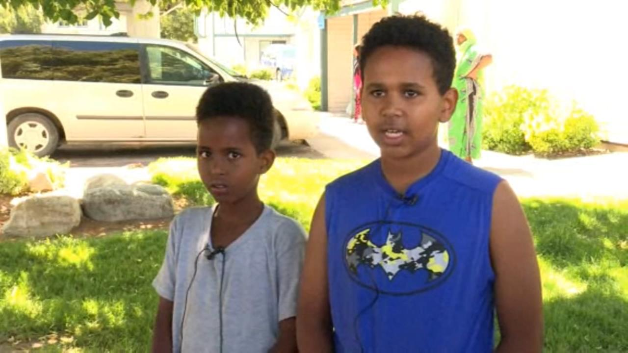 Children describe birthday party attack: We didnt want to get stabbed