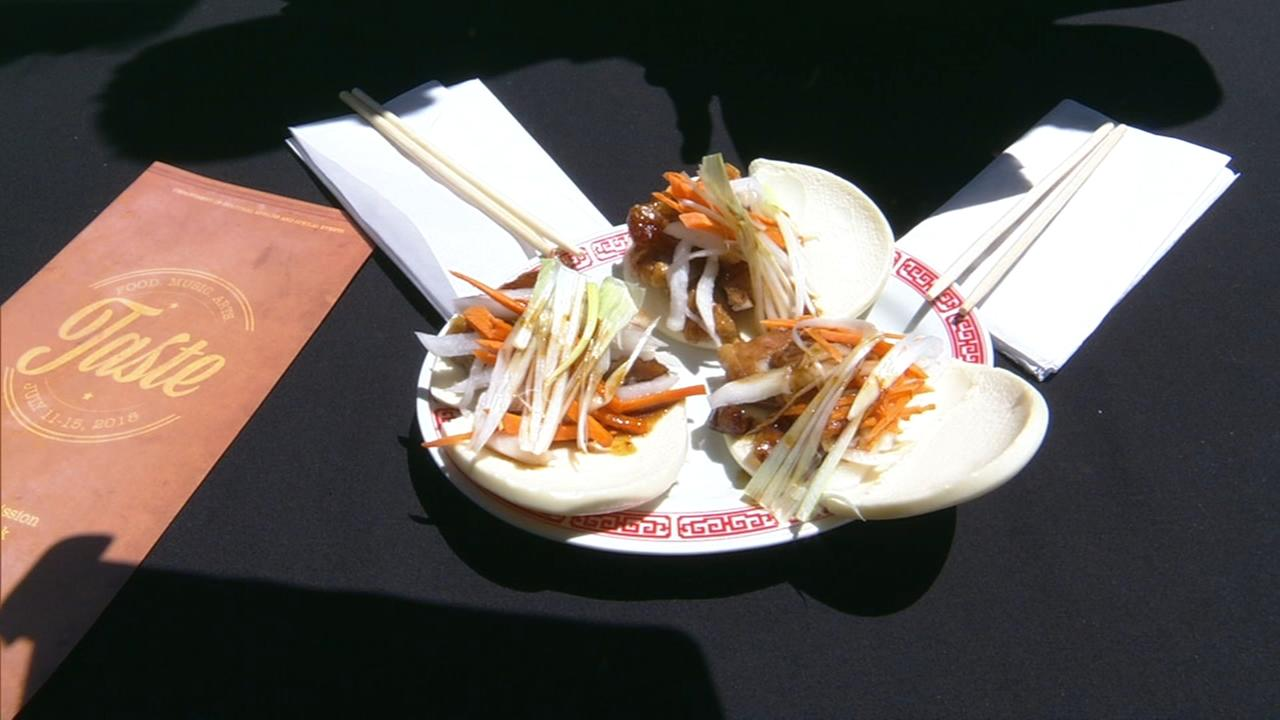 Taste of Chicago: Sun Wah Barbecue, Fronen Foods
