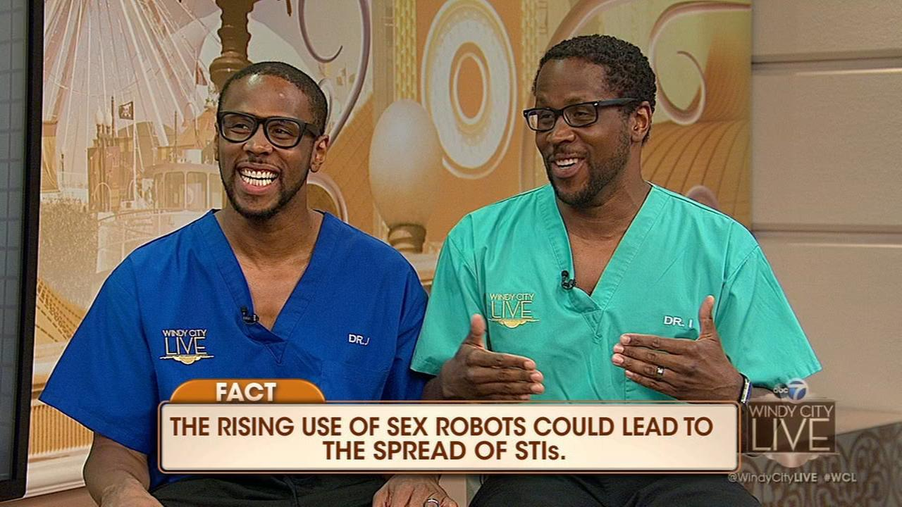 'Fact or Fiction' with Dr. J and Dr. I