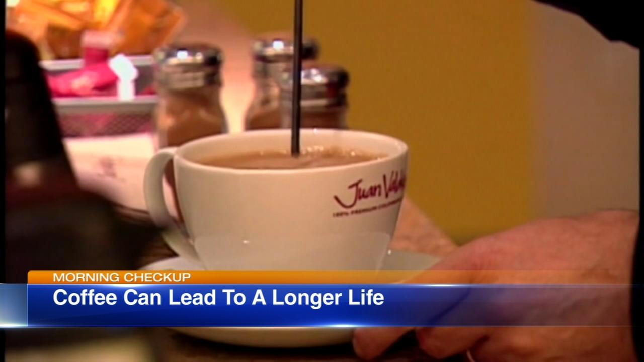 Coffee drinking may boost life expectancy, new study finds