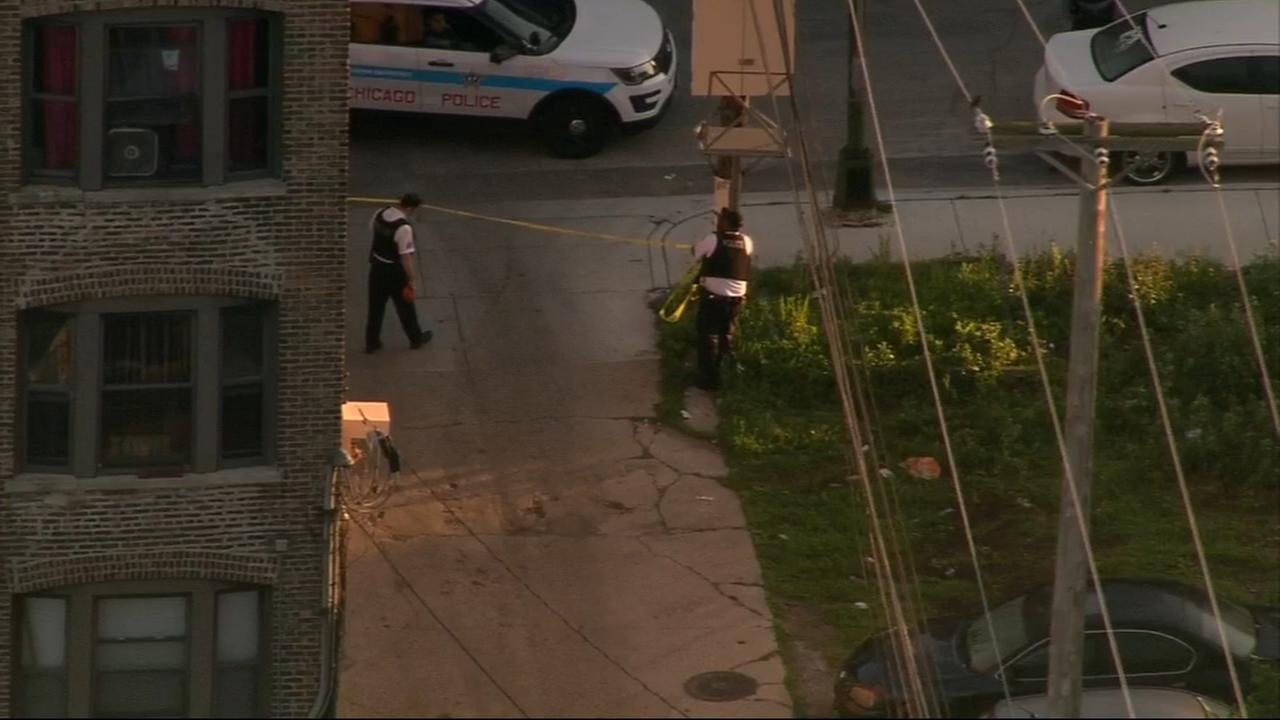 Man shot in head on 59th Street