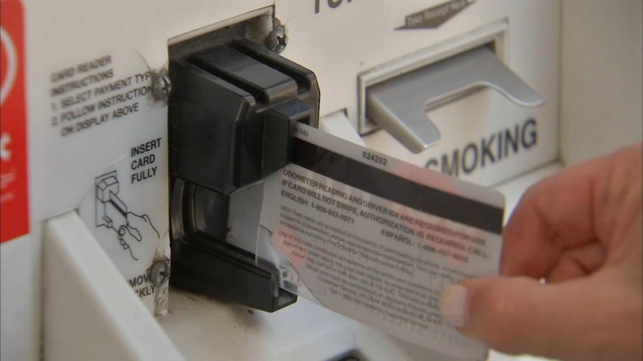 Secret Service warns of skimmers at gas pumps