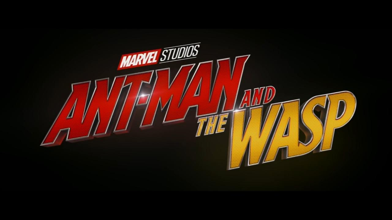 Ant-Man and The Wasp opens in theaters