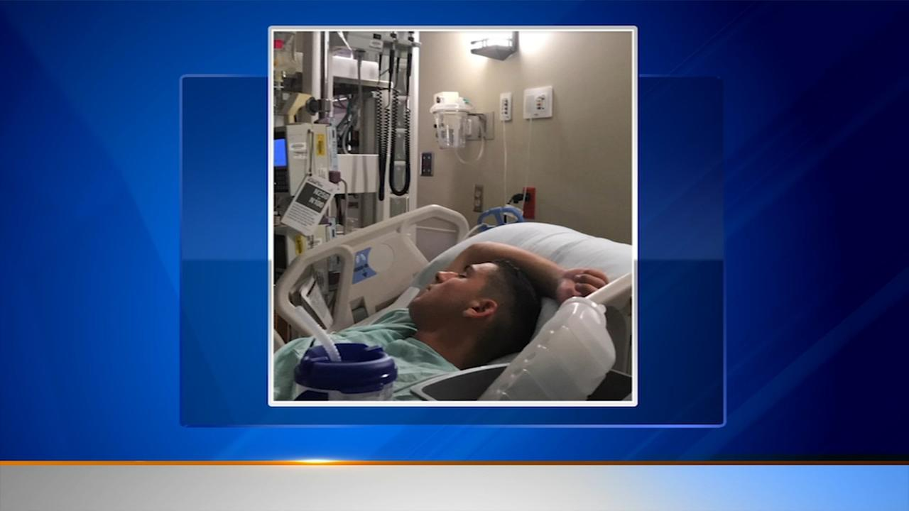 All that energy running through me: Teen survives Sheridan lightning strike; 3 others injured by lightning on July 4th