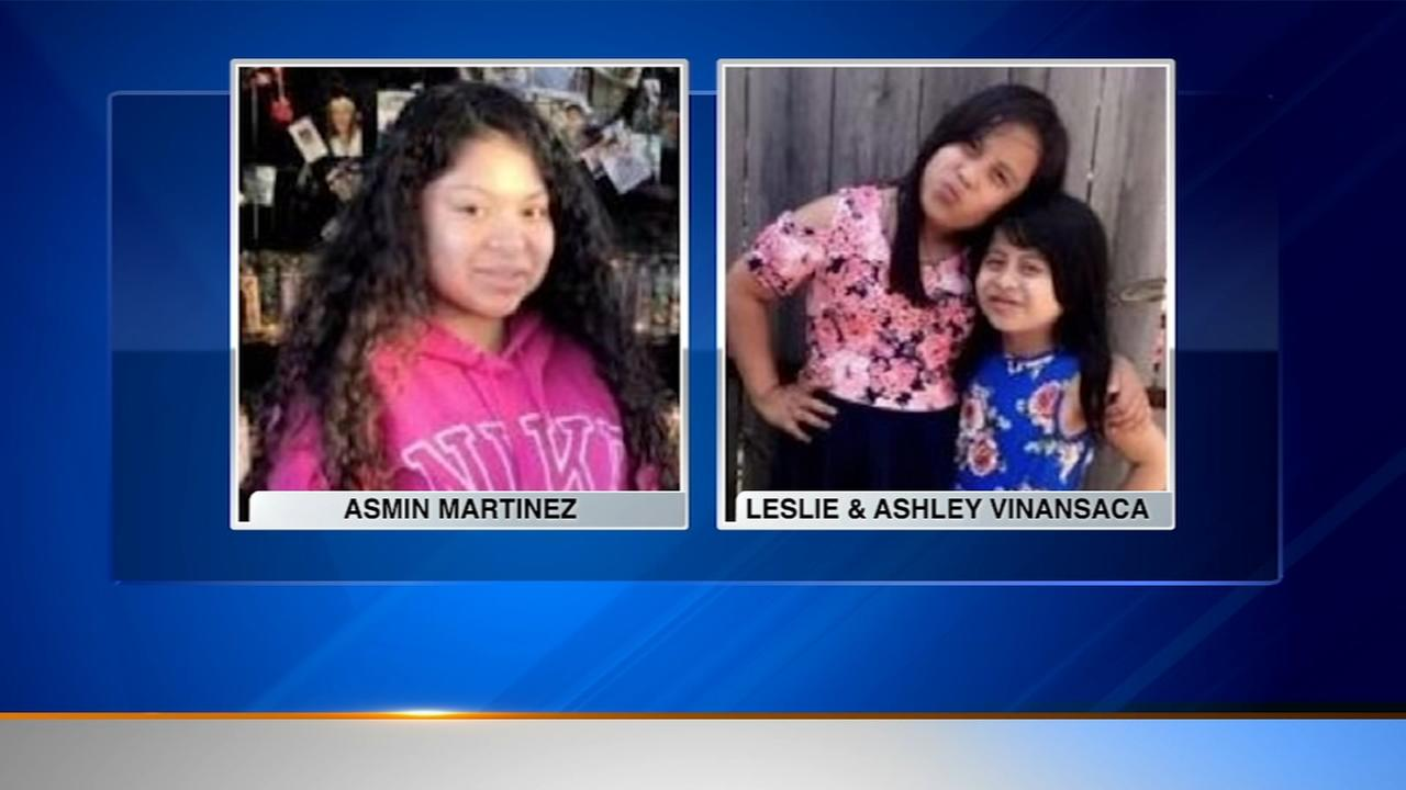 3 girls missing from Albany Park