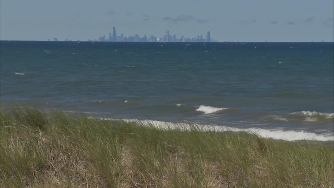 Dangerous waves, rip currents possible on Lake Michigan