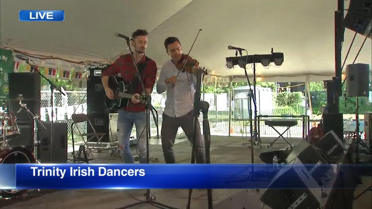Get your Irish on at the 33rd annual Irish Fest