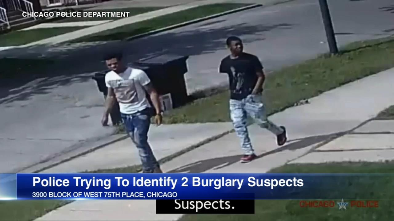 Surveillance video released of Ashburn burglary suspects