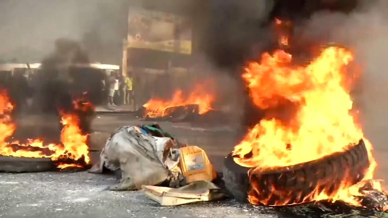 Haiti unrest strands a number of US volunteer groups