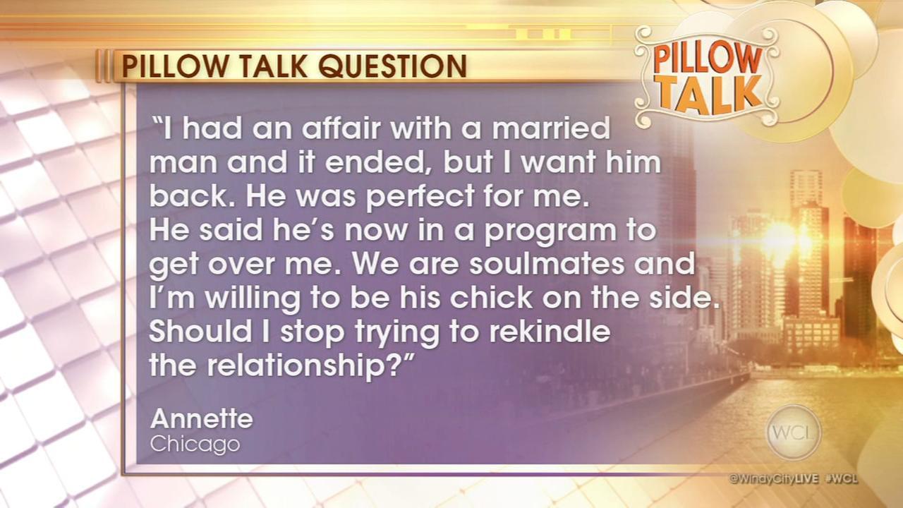 Pillow Talk: The married man
