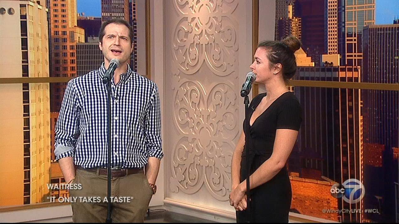 'Waitress' musical runs in Chicago through July 22