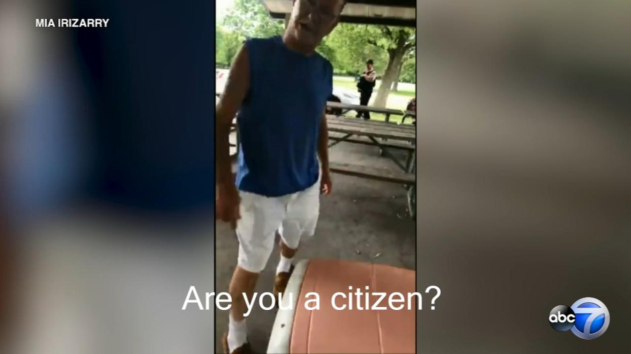 VIDEO: Man harasses woman at Cook County forest preserve